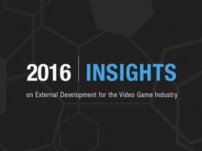 Industry Report on External Development for the Video Game Industry