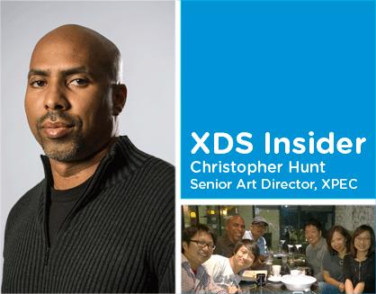 XDS Insider: Christopher Hunt