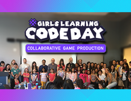 Fifth Annual Girls Learning Code Day was a Huge Success!