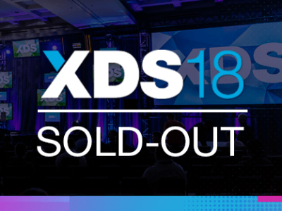 XDS 2018 is Sold-Out