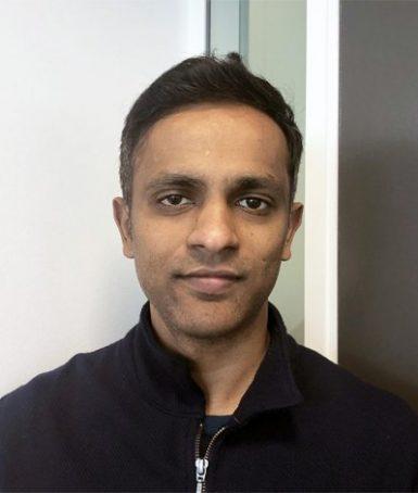 Arun Honne-Gowda
