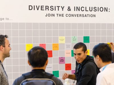 Diversity & Inclusion at XDS 2019