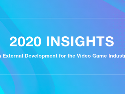 XDS 2020 Insights Report on External Development