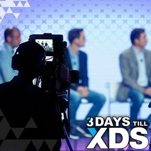 It may be the weekend, but we're still counting down. 3 days left to #XDS20Adapt!