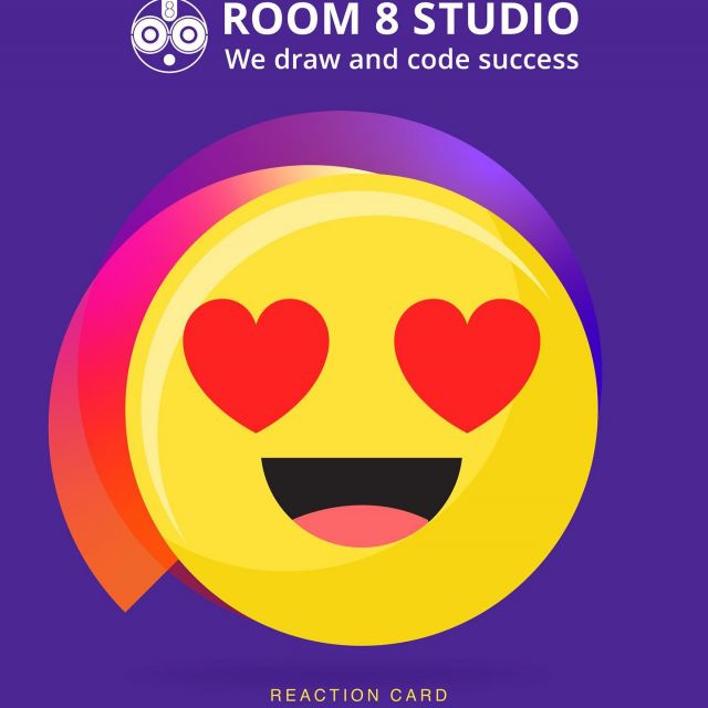 Which @room8studio reaction card have you found using most this #XDS20Adapt? Share your selfies with us!