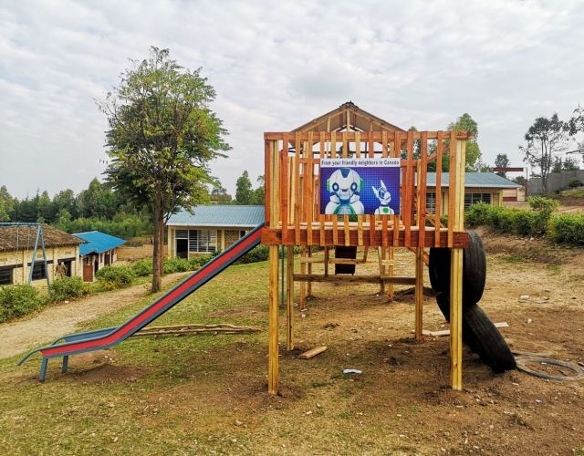 We are so excited about this news!In partnership with @thepower.ofplay, our sponsored playground on Nyarutovu school, Mukingo, Rwanda is now complete. From its design phase, drawn by the children themselves, to sourcing sustainable materials and working tirelessly to complete the build, the amazing TPOP team pulled out all the stops for the children!Our #XDS team is so honoured to have had the opportunity to support a major foundation of play.#XDS21Adapt #externaldevelopment #ExternalDevelopmentSummit